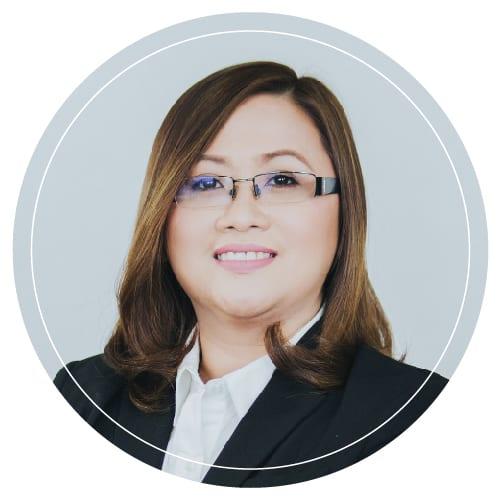 Joyce Arcasitas CFO