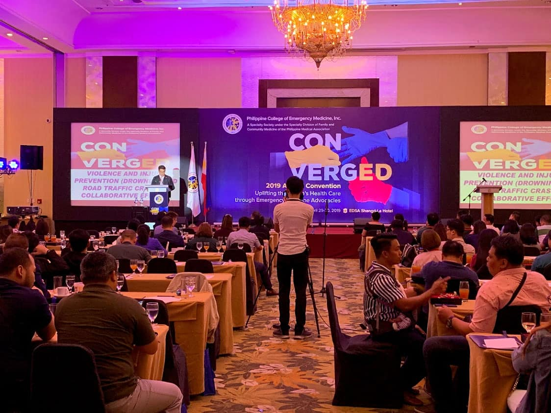 PCEM Annual Convention 2019 – Main Session Hall